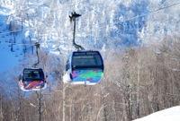スキー場のイメージ写真