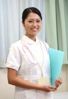 楽しく働く看護師のイメージ写真