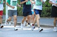 マラソン大会のイメージ写真